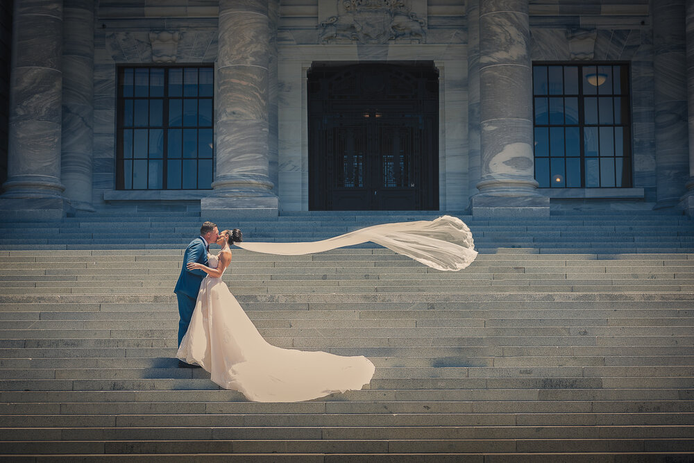 Krystal  Wedding at St Peters,Beehive grounds and Parliament
