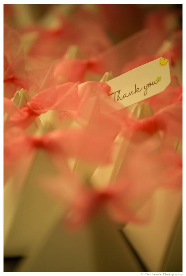 Thank+you+gifts+from+the+bride+and+groom